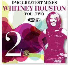DMC Whitney Houston Greatest DMC Mixes Vol 2