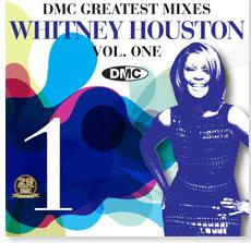 DMC Whitney Houston Greatest DMC Mixes Vol 1 CD