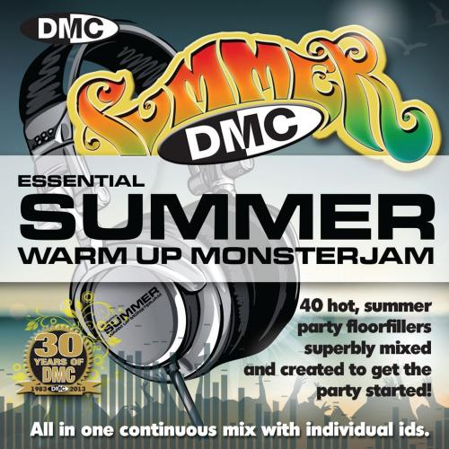 DMC WARM UP SUMMER MONSTERJAM 1 CD