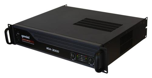 Gemini XGA-3000 Amplifier