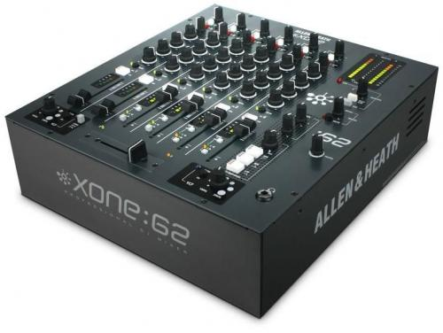 Allen & Heath Xone 62 Mixer