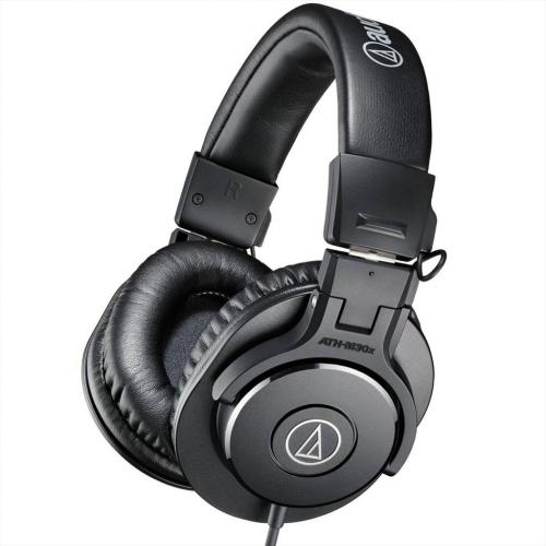Audio-Technica ATH-M30X Pro Studio Monitor Headphones