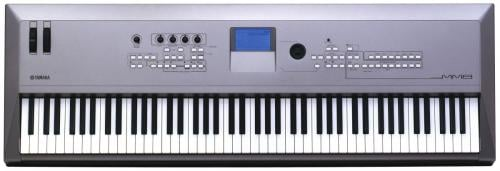 Yamaha MM8 Music Production Synthesizer