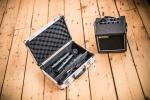 Chord Microphone Flight Case