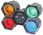 QTX Light 4 Linkable LED Light Pods and Controller