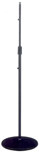 Heavy duty microphone stand - chrome
