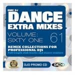 DMC Dance Extra Mixes 61 Single CD Nov 2012