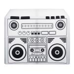 Equinox DJ Booth Boom Box Design Lycra