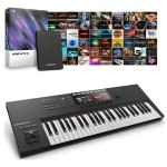 Native Instruments Komplete Kontrol S49Mk2 with Komplete 13