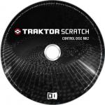 Native Instruments 2 x Traktor Scratch Pro Timecode CD Mk2 PAIR