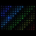 LEDJ Tri LED DJ Skirt Matrix Cloth Alt2
