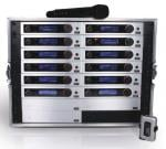 Trantec S5.5 Rack-12W 12-Way Racked 'n' Ready System with Flightcase