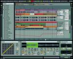 Ableton Live 8 (Screen Shot)