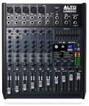 Alto LIVE 802 Mixer with onboard DSP and USB