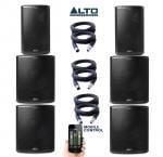 Alto Black Series 18S & 12 Extreme Power Pack #6