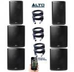 Alto Black Series 18S & 15 Extreme Power Pack #7
