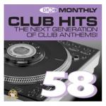 DMC Essential Club Hits 58 Single CD June 2011