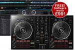 Pioneer DDJ-RB with Free Software worth £99!