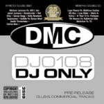 DMC DJ Only 108 (Double CD)