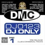 DMC DJ Only 123 (Double CD) May 09