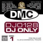 DMC DJ Only 128 (Double CD) October 09