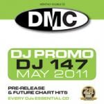 DMC DJ Only 147 Double CD Compilation April 2011