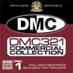 DMC Commercial Collection 321 (Double CD) October 09