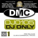 DMC DJ Only 105 (Double CD)