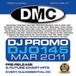 DMC DJ Only 145 Double CD Compilation March 2011