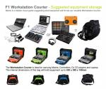 Fusion F1 Workstation Courier Bag Alt2