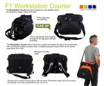 Fusion F1 Workstation Courier Bag Alt1