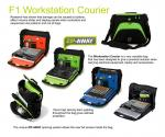 Fusion F1 Workstation Courier Bag Alt