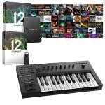 Native Instruments Komplete Kontrol A25 with Komplete 12