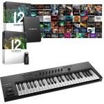 Native Instruments Komplete Kontrol A49 with Komplete 12