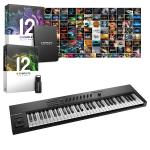 Native Instruments Komplete Kontrol A61 with Komplete 12 Ultimate
