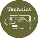 Technics Head Shell Slipmats