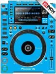 Pioneer CDJ-2000NXS2 Skinz Light Blue