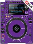 Pioneer CDJ-2000NXS2 Skinz Light Purple