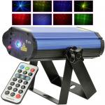 QTX Mini Galaxy RGB Laser with Battery Powwer
