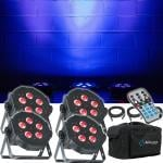 ADJ Mega TriPAR LED Uplighter Package 1