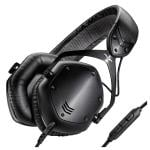 V-Moda Crossfade LP2 Headphones Black Metal