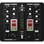 Behringer VMX100USB Mixer with BPM, USB and Software
