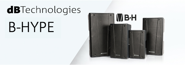 db Technologies B-Hype Active Speakers