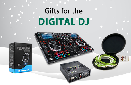 for the digital dj