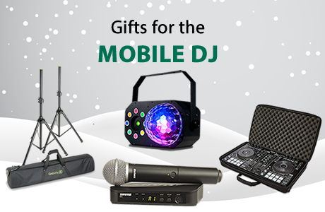 Gift Ideas for the mobile dj