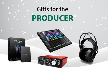 Gift Ideas for the producer