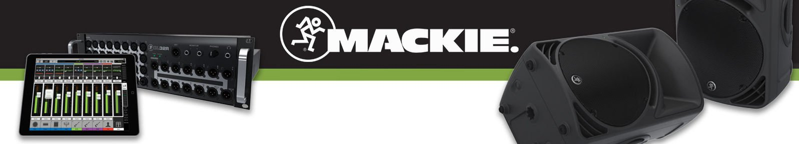 Mackie - DK Mixers, Speakers and Audio Equipment