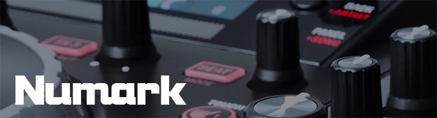 Pro DJ Equipment from Numark