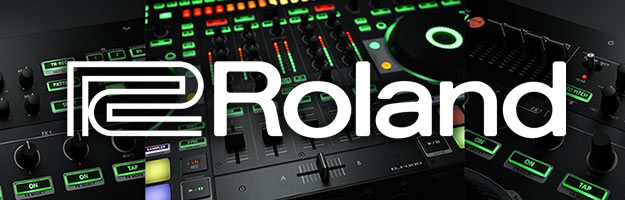 Roland DJ - Purchase Digital DJ Synthesizers Online